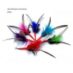 Purrs Feather 3er Pack Ersatz-Federanhänger