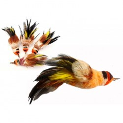 Purrs Goldfinch Bird Refill - Ersatzanhänger- Flying Frenzy - DaBird - zaBird