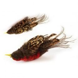 Purrs Robin Bird Attachtment - Vogel als Anhänger für Katzenspielangel