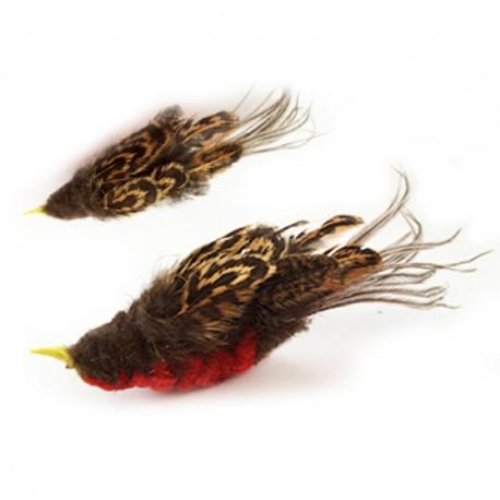 Purrs Robin Bird Refill Attachtment - Vogel als Anhänger für Katzenspielangel
