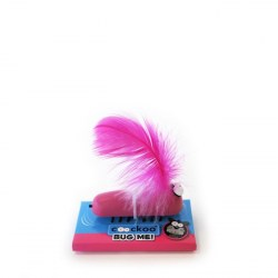 Bug Me! Interaktives elektronisches Katzenspielzeug in Käferform