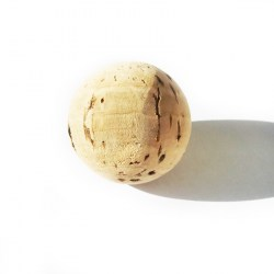 Korkball (klein) 3 cm - Katzenspielzeug