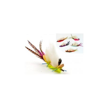 Purrs Locust Attachment – lustiger Wechselanhänger (Heuschrecke)