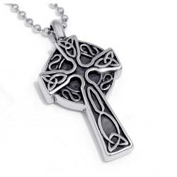 Keltisches Kreuz als Andenkenanhänger