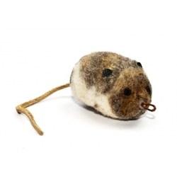 Purrs Cat Toys Woolly Vole |Katzenspielzeug aus geschorener Schafwolle