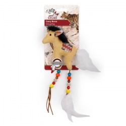 Dreams Catcher Crazy Horse von afp - Katzenspielzeug zum Aufhängen
