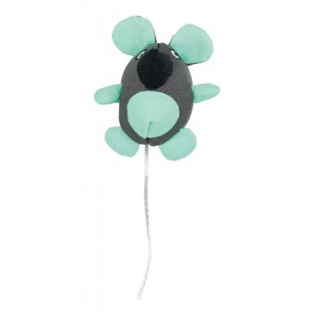 Leucht-Maus von Trixie - Spielmaus für nachtaktive Katzen