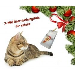 Überraschungstüte X-MAS für Katzen