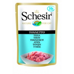 Schesir Cat - Thunfisch 50g Pouch