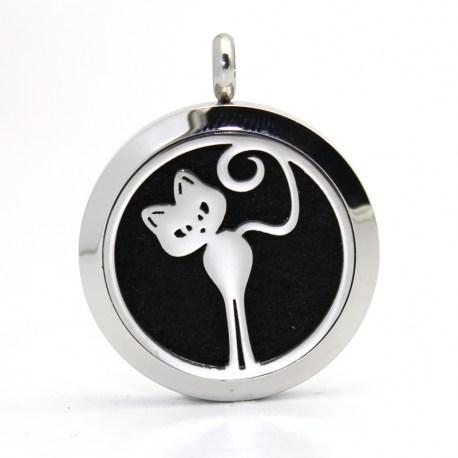 Duftanhänger Katze – Aroma Medaillon für Parfum