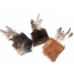 Billy Goat Stinky Puff – Katzenspielzeug von Purrs