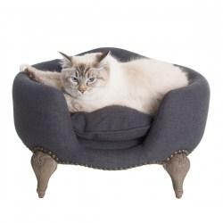 Katzensofa und Hundesofa von Lord Lou | Antoinette Sofa in Anthrazit