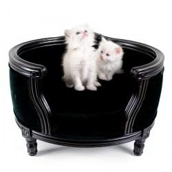 Katzenbett und Hundebetten von Lord Lou | Luxus-Katzensofa George