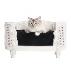 Katzensofa Arthur Black& White von Lord Lou | Design Möbel für Katzen