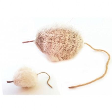 Purrs Skitter Mouse - kleines und leichtes Katzenspielzeug