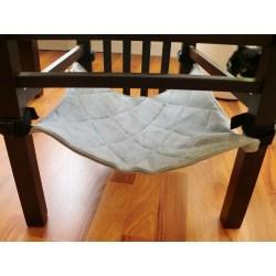Stuhlhängematte Loungy für Katzen von beeztees | Liegeplatz