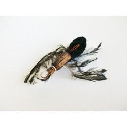 Purrs außergewöhnliches Katzenspielzeug Tarantula Wechselanhänger