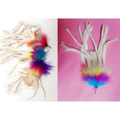 Jellyfish von Purrs Cat Toys - buntes Katzenspielzeug