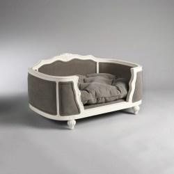 Arthur Stonewashed Grey - pflegeleichtes und schickes Katzenbett