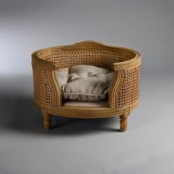 George Oak linen ecru - Katzenbett von Lord Lou