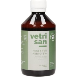 Hanfsamenöl von Vetrivital für Katzen und Hunde - kaltgepresst