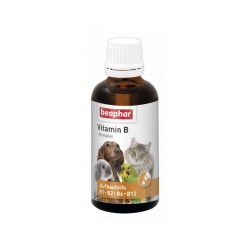 Vitamin B Komplex für Katzen von beaphar - Nahrungsergänzungsmittel