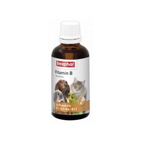 Vitamin B Komplex von beaphar für Katzen