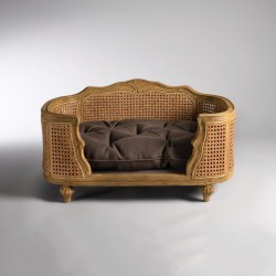 Katzensofa Arthur Charcoal Brown