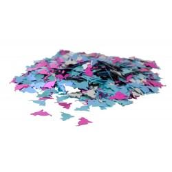 Katzen-Konfetti |Lustige Deko in Katzenform aus kleinen Konfetti