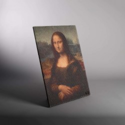 Copycat Art Scratcher Mona Lisa | Kunst als Kratzmöbel für Katzen