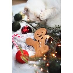 Lebkuchen Mann und Frau von 4cats | mit Katzenminze und Baldrian