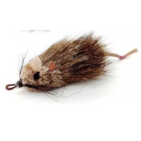 Echtfell Spielmäuse für Katzen - Purrs Ratatouille