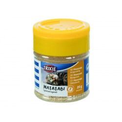 Matatabi Dose 20 g von TRIXIE - Silvervine für Katzen lose kaufen