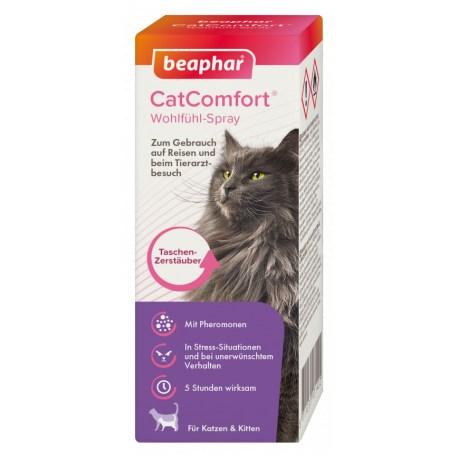 CatComfort Spray von beaphar - 30 ml mit F3-Pheromon