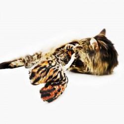 Sisal-Katze mit Baldrian von 4cats   Neues großes Katzenspielzeug