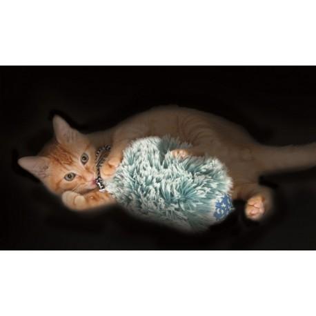 Große Spielmaus für Katzen - Cuddle Toy