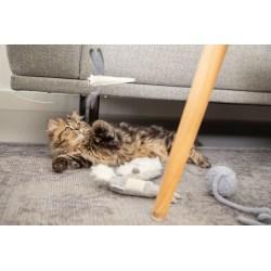 beeztees Kitten Spielzeug Lama - befüllbares Plüschspielzeug
