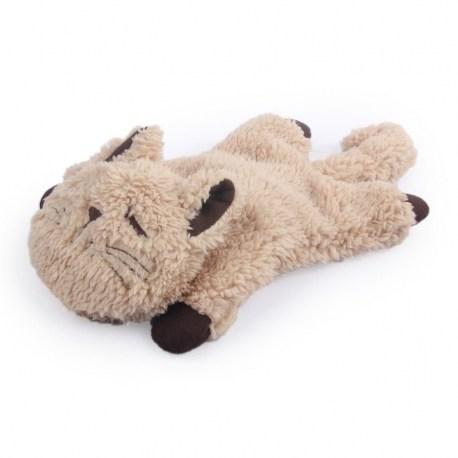 Katzenspielzeug Snoring Cuddler mit Schnarchgeräusch