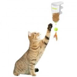 Futterspender - Treat Dispenser zur Beschäftigung von Katzen