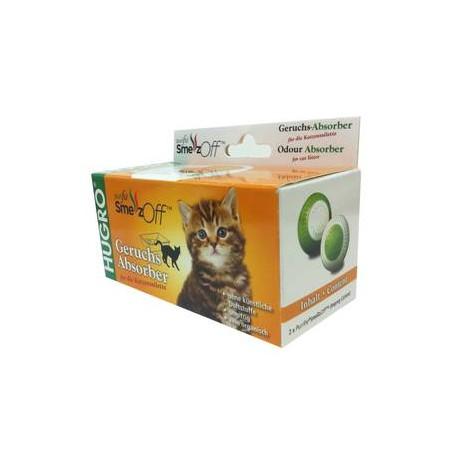 SmellzOff Geruchsabsorber für die Katzentoilette