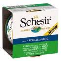 Schesir Cat Senior Huhn 85g
