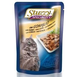 Stuzzy Cat Speciality Kaninchen 100g