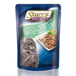 Stuzzy Cat Speciality Huhn & Schinken 100g