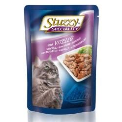 Stuzzy Cat Speciality Kalb 100g