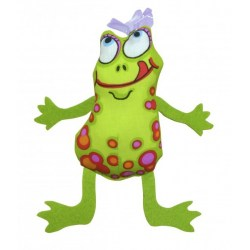Madcap Frog and Fly von Petstages