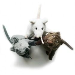 Baldrian Mäuse 3er-Set