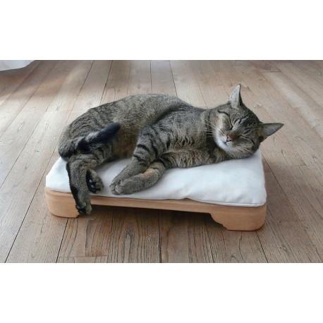 Minkas Kachelofen - elektrisch beheizbares Katzenbett