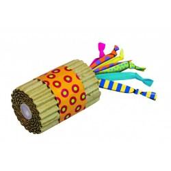 Petstages Bat and Scratch - Kratzspielzeug mit Rassel