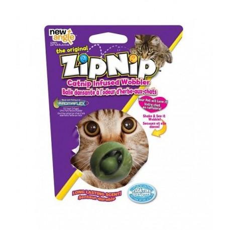 ZipNip Wobbler - Katzenspielzeug aus Kautschuk - toller Spielball für Katzen